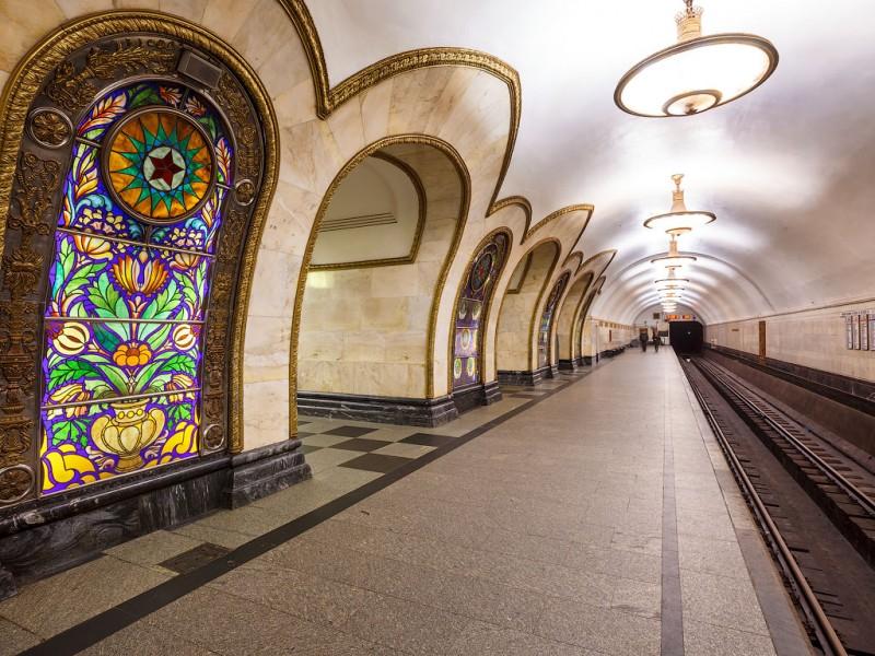 Восьмое, картинки московское метро