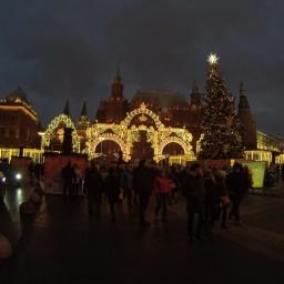 Манежная площадь 2017