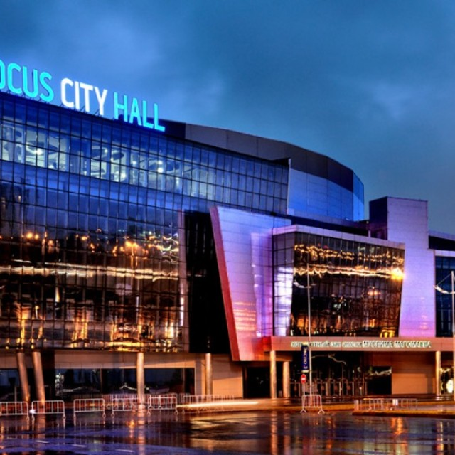 Crocus City Hall